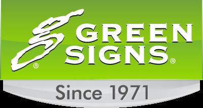 Green Signs Logo